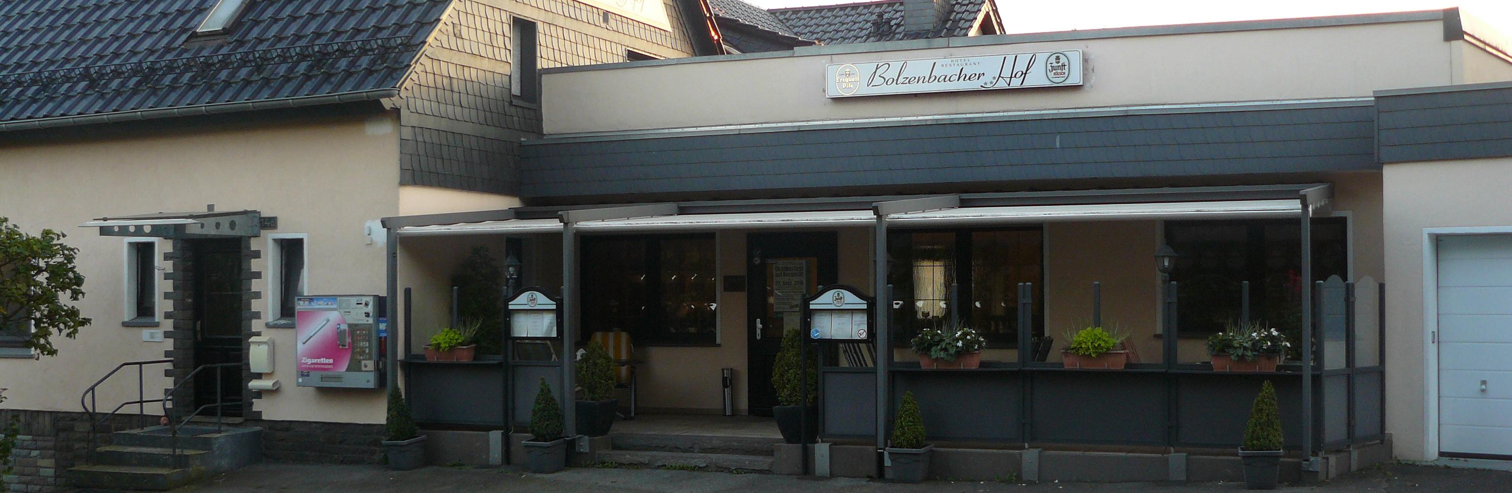 Der Bolzenbacher Hof